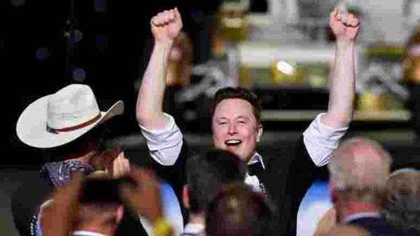 Elon Musk's Tesla has retained its spot as the most valuable carmaker for the second day by increasing its lead over other manufacturers. (Representational Image of Tesla CEO Elon Musk) (REUTERS)
