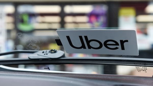 Lyft Inc, Uber and other ride hailing companies have previously been competing with public bus and train services for revenue from commuters. (REUTERS)