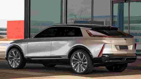 Cadillac Lyriq gets striking design language on the outside as the company aims to get a bigger share in the EV space. (Photo: Twitter/@Cadillac)
