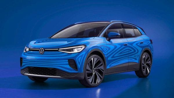 Photo of Volkswagen ID.4 electric compact SUV