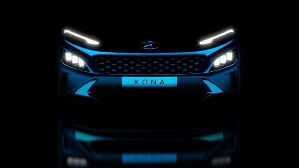 Hyundai has given a glimpse into what the new Kona and Kona N Line (in pic) could look like.