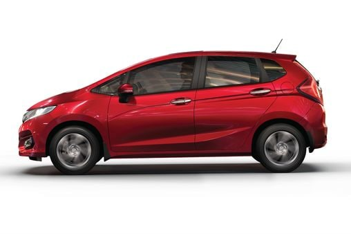 Honda Jazz is now also offered in a ZX variant.