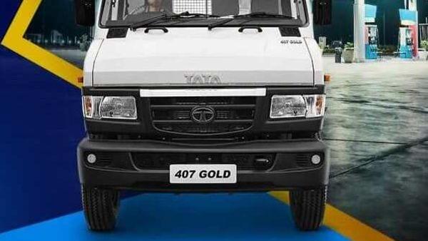 Tata Motors pick up truck