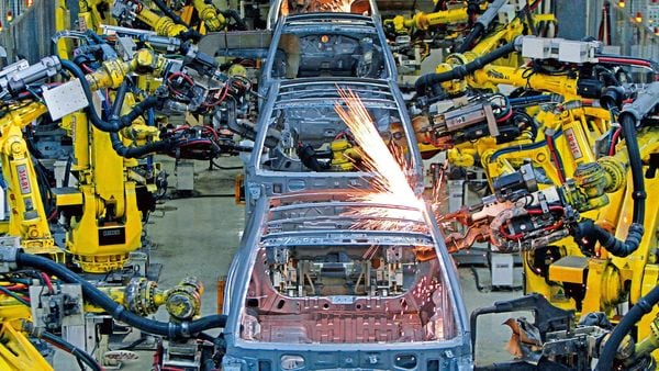Hyundai's US plant is running flat out to meet demand for sport-utility vehicles. (File photo) (MINT_PRINT)