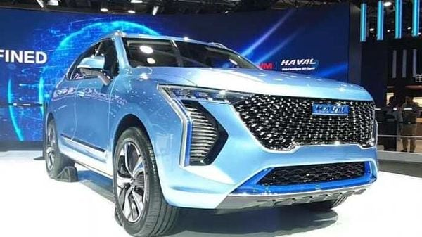 Great Wall Motors' Concept H