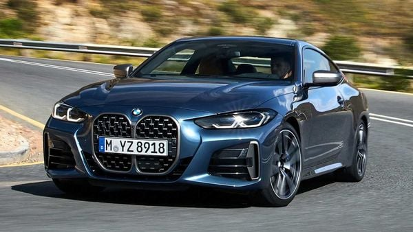 2021 BMW 4 Series Coupe pictured.