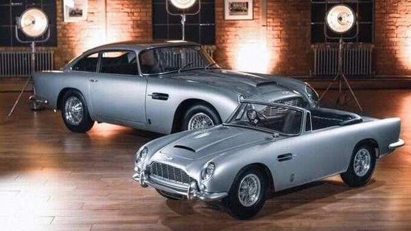 The Aston Martin DB 5 Junior