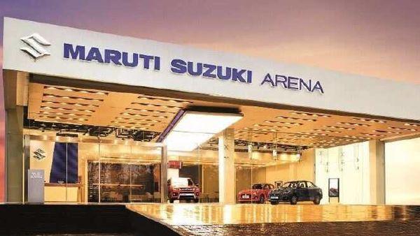 Maruti Suzuki Arena.