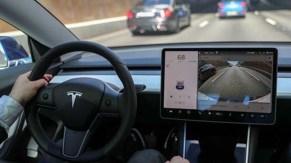 File photo of a Tesla Model 3 for representational purpose. (REUTERS)