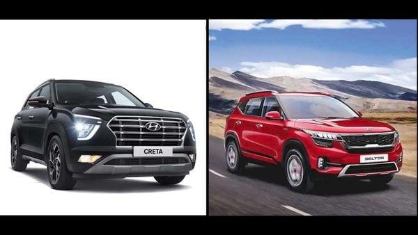 Hyundai Creta continues to rule the SUV segment, while Kia Seltos closes in on the gap.