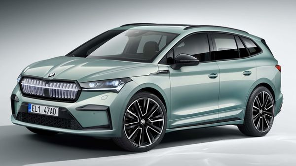 Skoda has finally taken the covers off Enyaq iV, its first electric SUV. the Skoda Enyaq will be available in five versions, in both rear- or all-wheel drives, and the deliveries will begin next year.