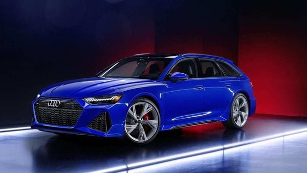 Only 25 units of RS 6 Avant RS Tribute edition are up for grabs.