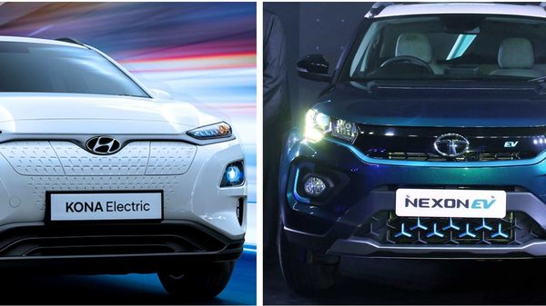Kona and Nexon EV are electric options on offer from Hyundai and Tata Motors in India, respectively.