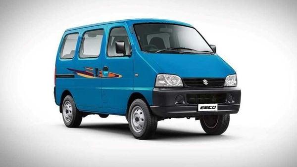 2020 Maruti Suzuki Eeco BS 6 pictured.