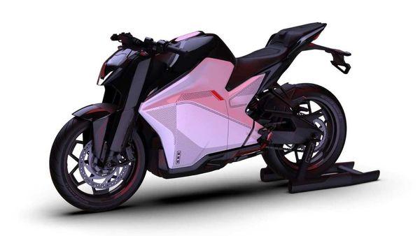 Ultraviolette F77 concept