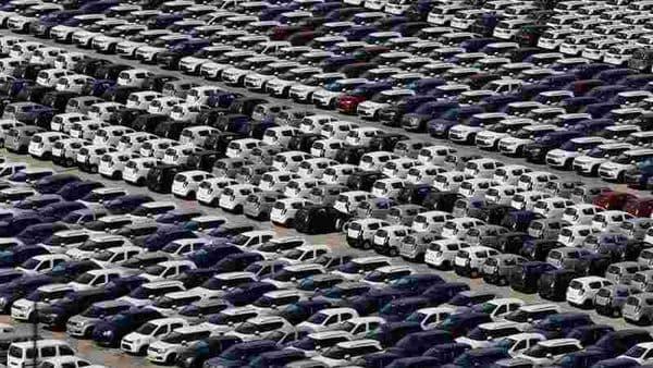 Cars are seen parked at Maruti Suzuki's plant at Manesar, (Representational photo) (REUTERS)