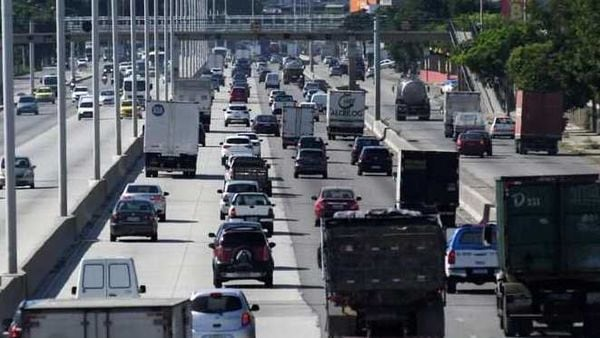 File photo of traffic jam used for representational purpose only (REUTERS)