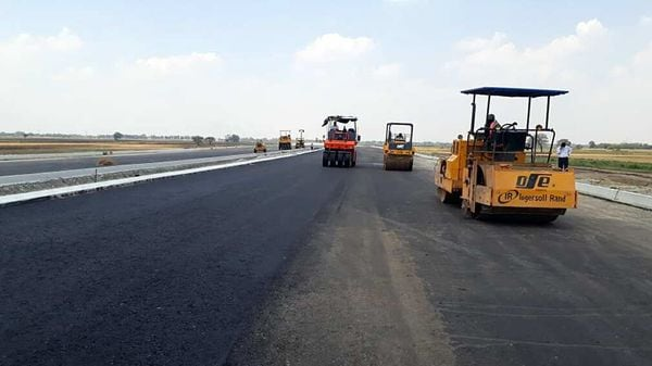 The length of national highway works awarded during this fiscal also more than doubled as compared to last fiscal (File photo)