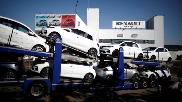 Renault factory (REUTERS)