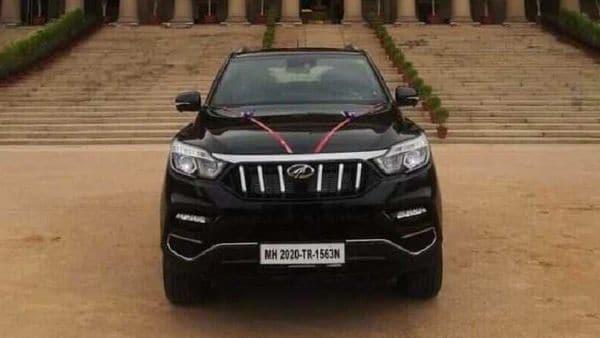 2020 Mahindra Alturas G4 SUV