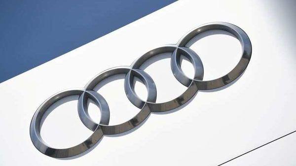 File photo of Audi logo (REUTERS)