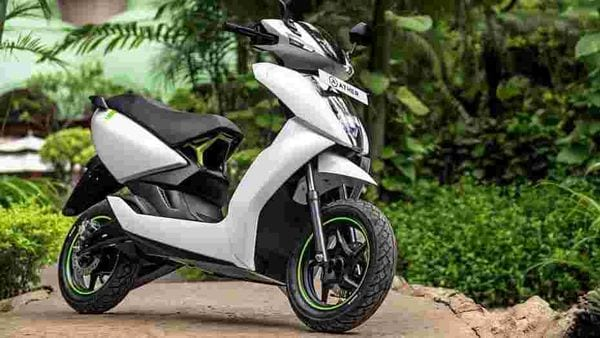 The Ather 450X will arrive on the Delhi roads in December 2020.