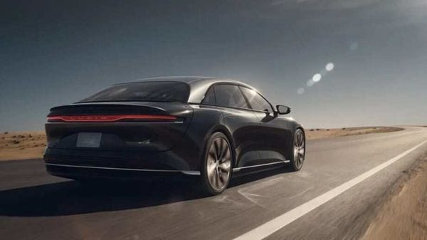 Lucid promises a high degree of performance capabilities in Air EV.