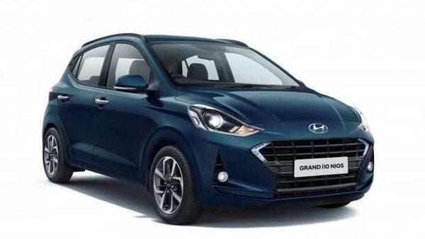 A representational file photo of the regular Hyundai Grand i10 Nios.