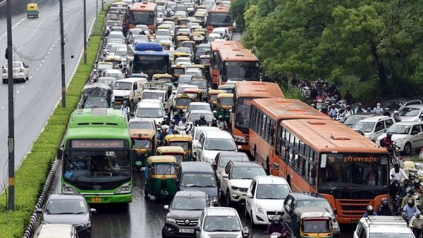 The notification of ESC for buses has been issued last year. (File photo)