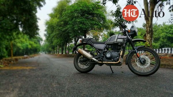 The Himalayan BS 6 has gained several minor changes which raise its overall appeal