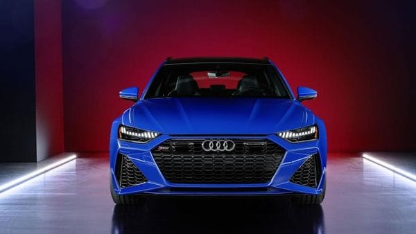 File photo of RS 6 Avant RS Tribute edition used for representational purpose.