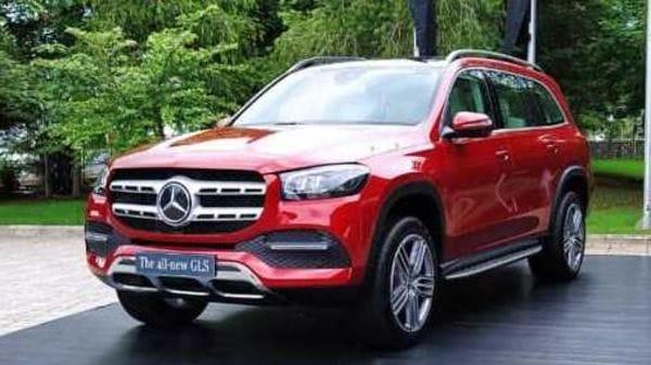 File photo of Mercedes-Benz GLS 2020 SUV used for representational purpose only.