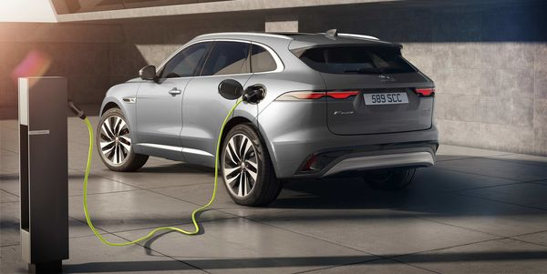 New Jaguar F-Pace launched with hybrid version, new style and tech updates