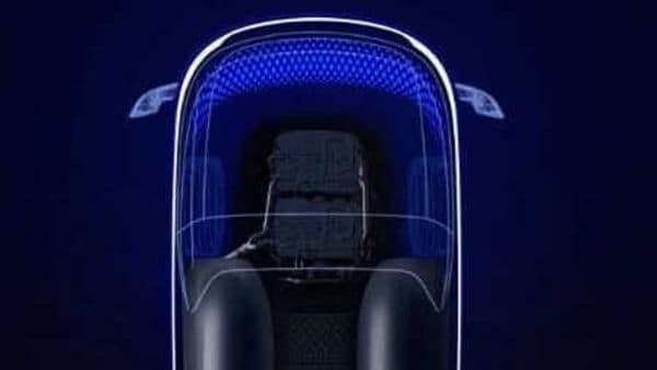 A part of a teaser photo posted on Instagram by Gordon Wagener, the design head at Mercedes-Benz.