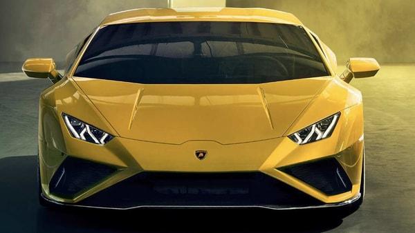 Photo of a Lamborghini Huracan EVO