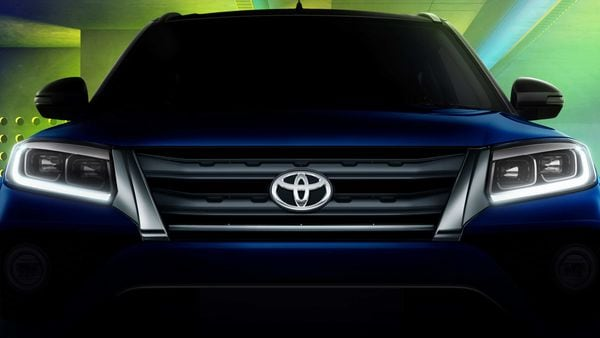 Toyota Urban Cruiser image used for representational purpose only.