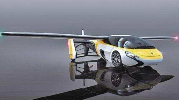 File photo of a flying car concept design used for representational purpose only.