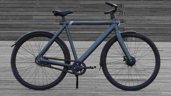 E-bike from VanMoof