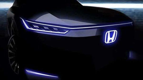 Honda has released a teaser image of its new concept EV.