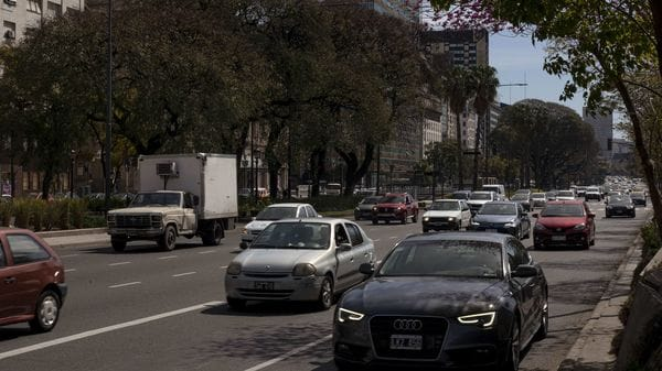 File photo of a busy road used for representational purpose only (Bloomberg)