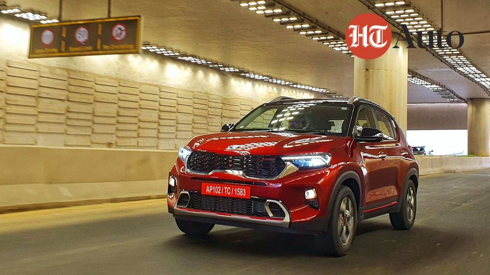 Kia Sonet Launched In India At Starting Price Of 6 71 Lakh