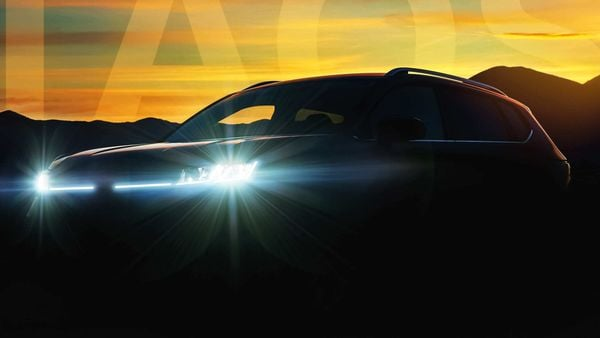 Volkswagen has teased a new sub-compact SUV Taos ahead of global unveiling on October 13.