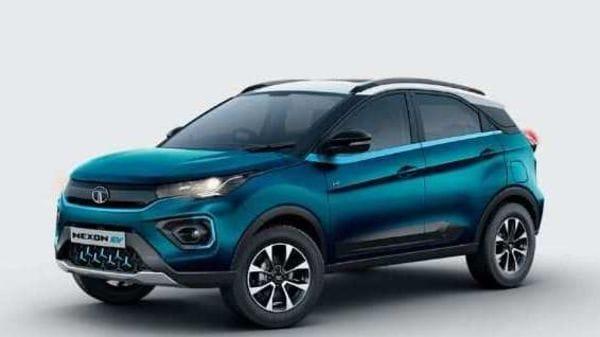 Tata Nexon EV starts at ₹13.99 lakh in India.