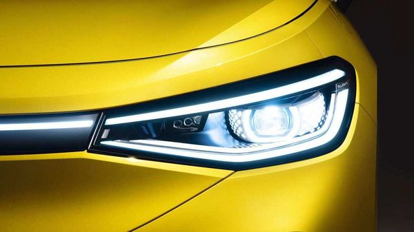 Volkswagen promises to give the ID.4 EV a stylish visual profile courtesy a new design for the lights.