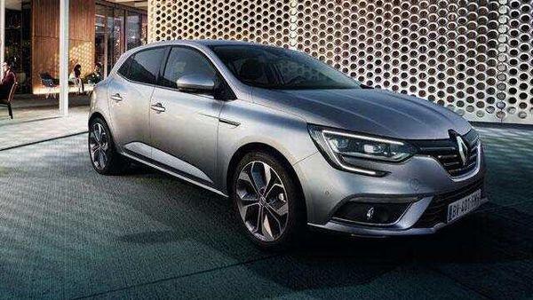 Renault Megane 4 2016 car