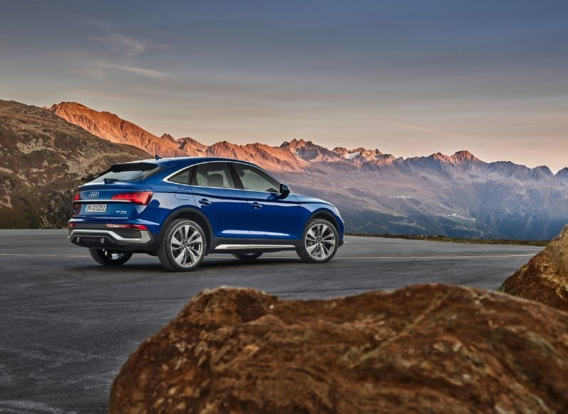 Audi Q5 Sportback will be made in the company's San Jose Chiapa plant in Mexico and will hit international markets in the first half of 2021. There will also be a long wheelbase version of the vehicle but exclusive only to China.