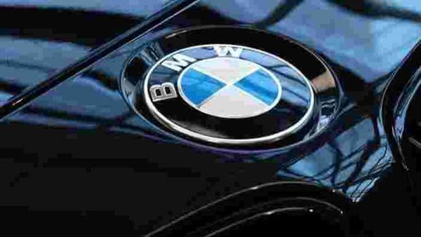 BMW logo (REUTERS)