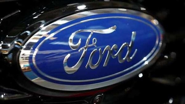 File photo of Ford logo used for representational purpose. (REUTERS)