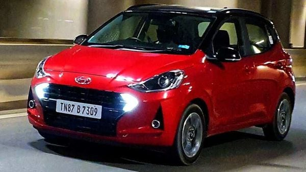 Hyundai Grand i10 Nios Turbo's smaller proportions, lighter weight and an agile steering makes it a daily city commute war horse. (Photo - Sabyasachi Dasgupta)