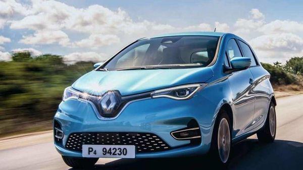 Renault Zoe EV